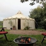 Badger Barn Yurt Retreat