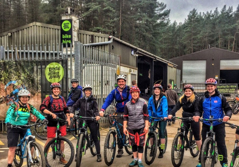 Pedal A Bike Away Gloucestershire