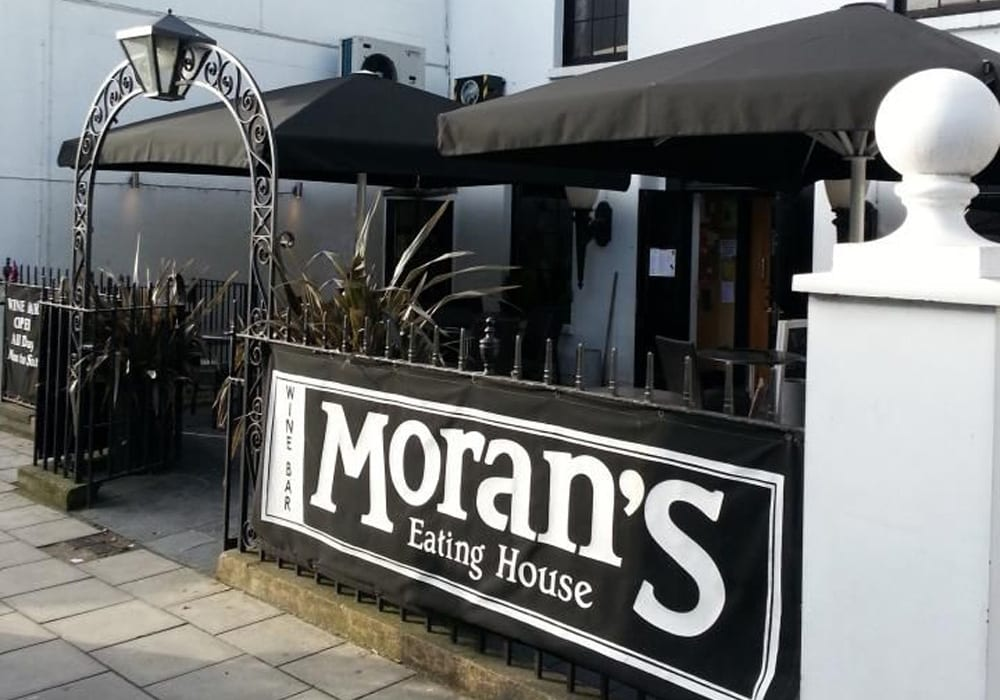Morans Eating House Cheltenham