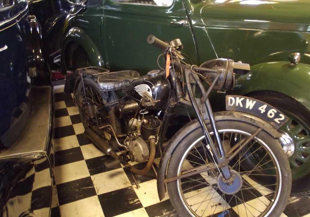 Gloucestershire-Motor