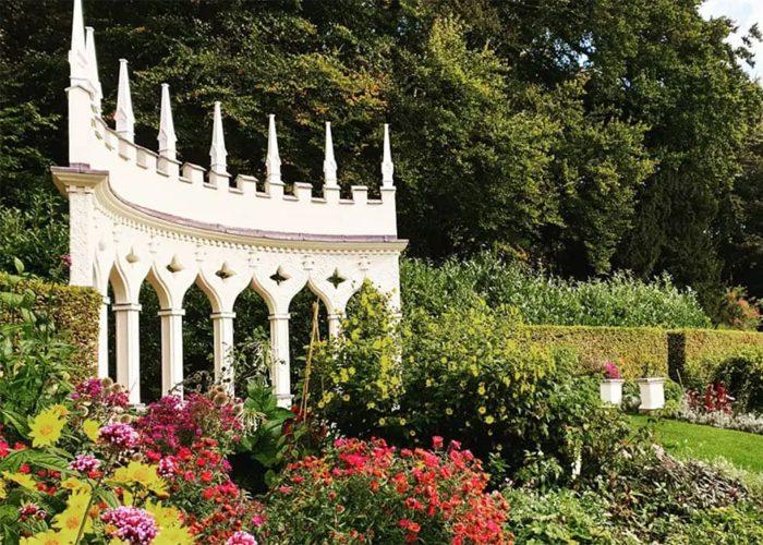 Painswick Gardens