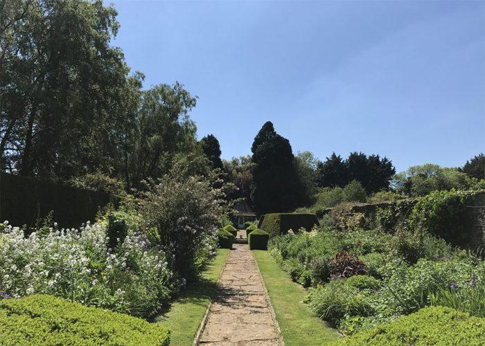 Rodmarton Manor Garden