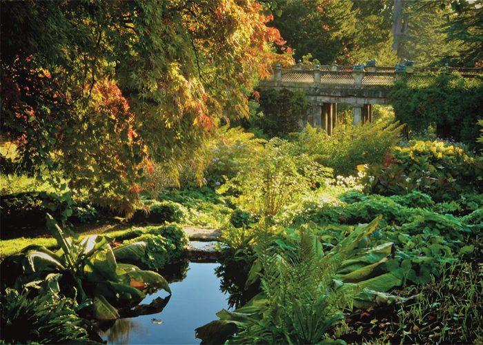 Sezincote Garden