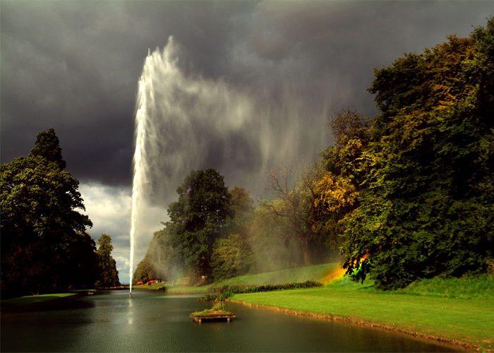 Stanway Baroque Water Gardens