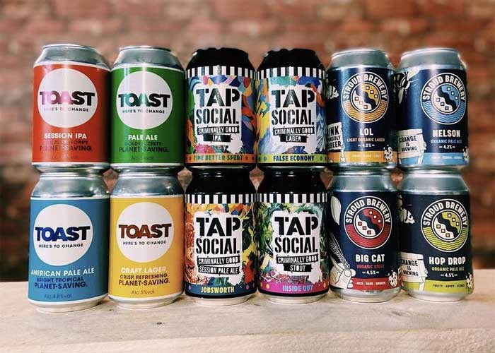 Gloucestershire Food & Drink Producers Stroud Brewery