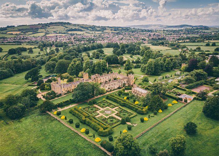 Sudeley Castle Garden
