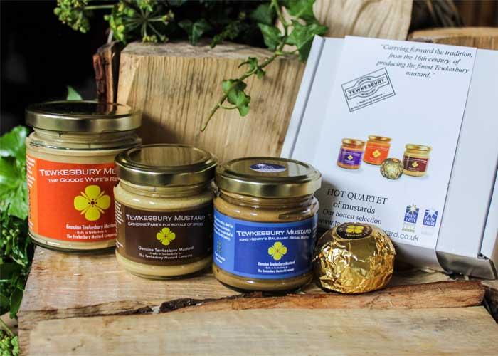 Tewkesbury Mustard Company