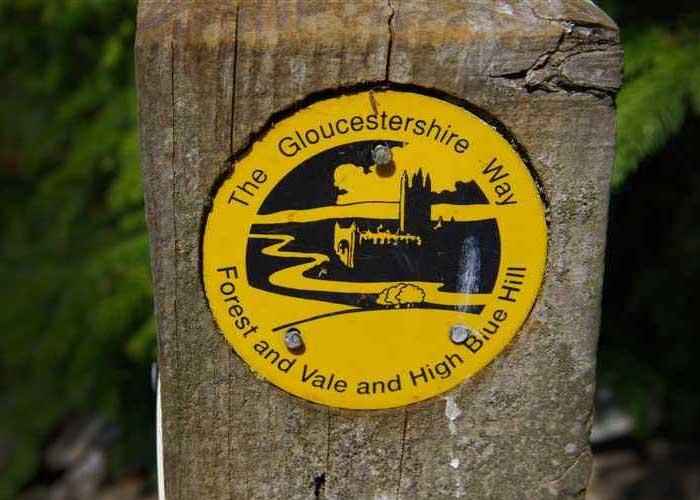 Walking In Gloucestershire