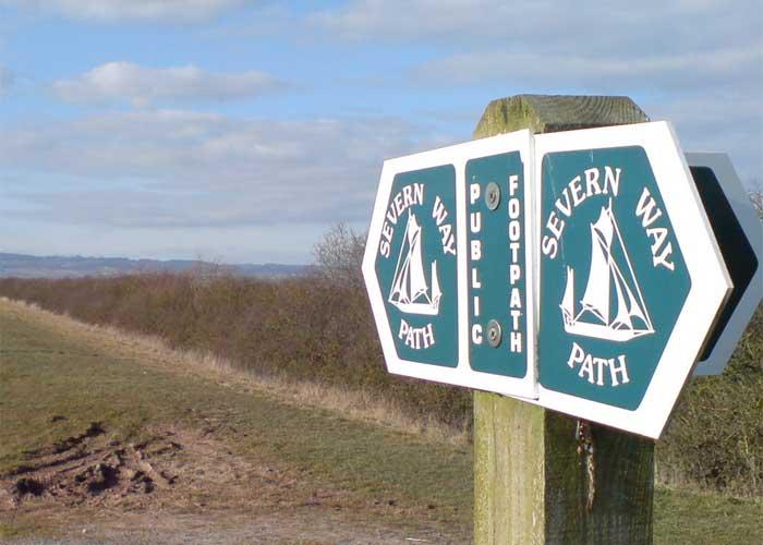 Walking In Gloucestershire, Severn Way