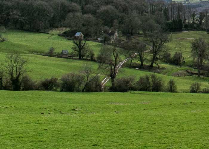 Walking In Gloucestershire, St Kenelms Way
