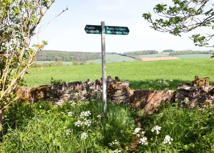 Walking In Gloucestershire, Winchcombe Way