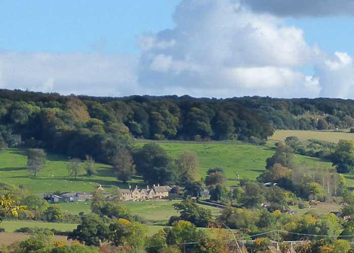 Walking In Gloucestershire, Windrush Way