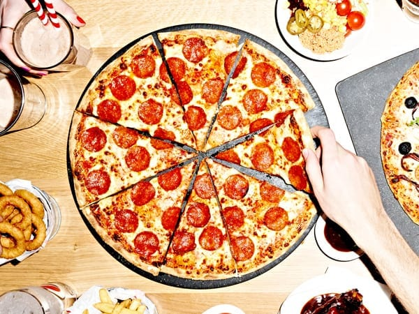 Pizza Hut Restaurant Food And Drink In Hereford Herefordshire