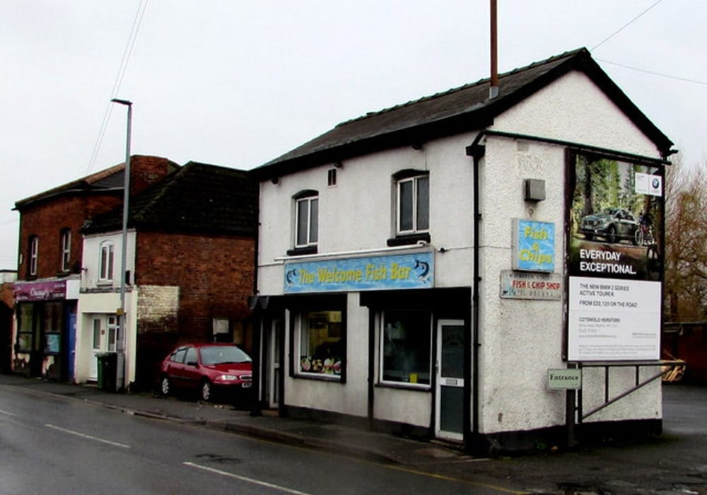 The Welcome Fish Bar