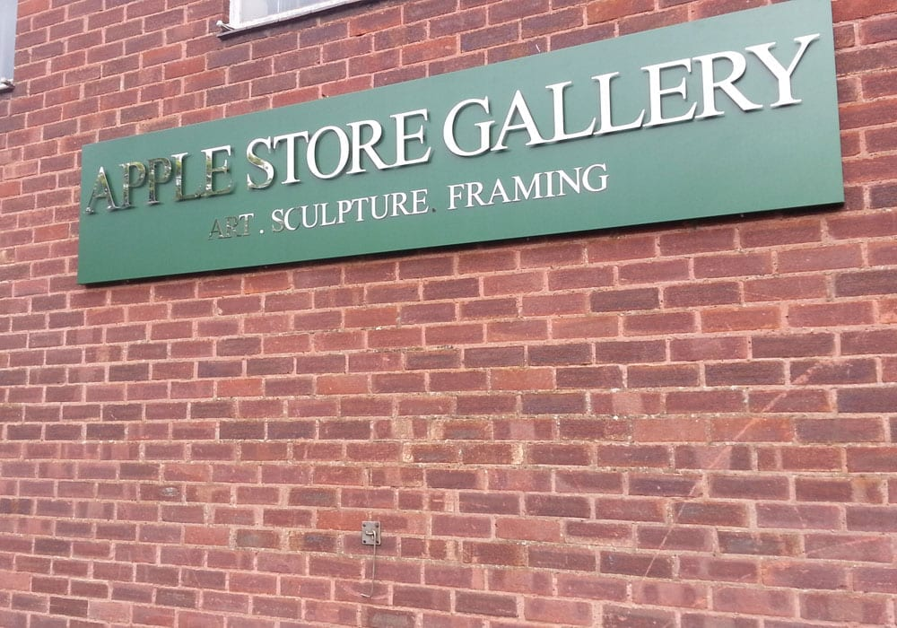 Apple Store Gallery, Guide2 Things To Do In Hereford, Herefordshire, UK