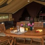 Hereford Camping And Caravanning Ready Camp