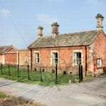 Rowden Mill Station Herefordshire