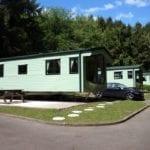 Sterretts Caravan Park Herefordhshire