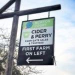 Newton Court Cider Herefordshire