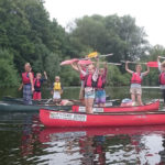 River Wye Canoe Hire Herefordshire