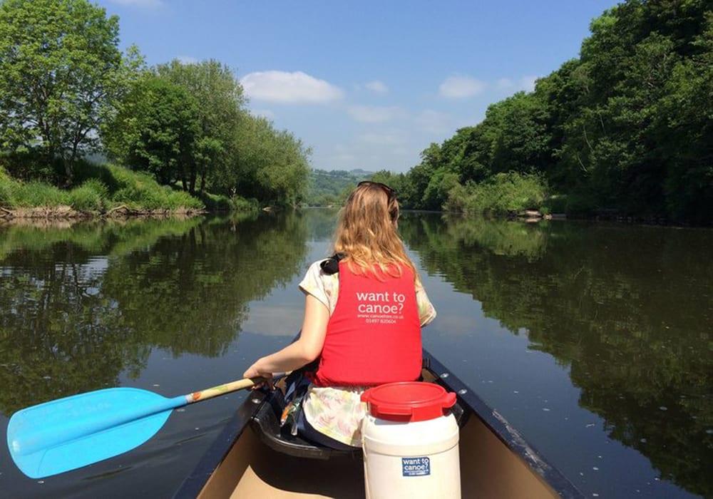 River Wye Canoe Hire