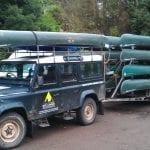 Wye Canoe Herefordshire