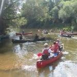 Canoe The Wye Ross On Wye