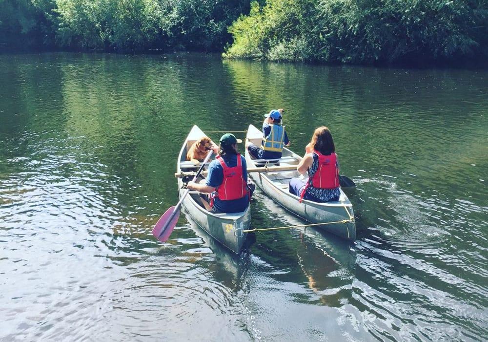 Wyedean Canoe Hire Ross On Wye