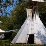 Woodland Tipis And Yurt Holidays