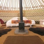 Woodland Tipis And Yurt Holidays Herefordshire