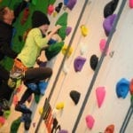 Green Spider Indoor Climbing Herefordshire