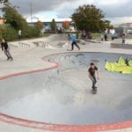 Skateboard Park Hereford