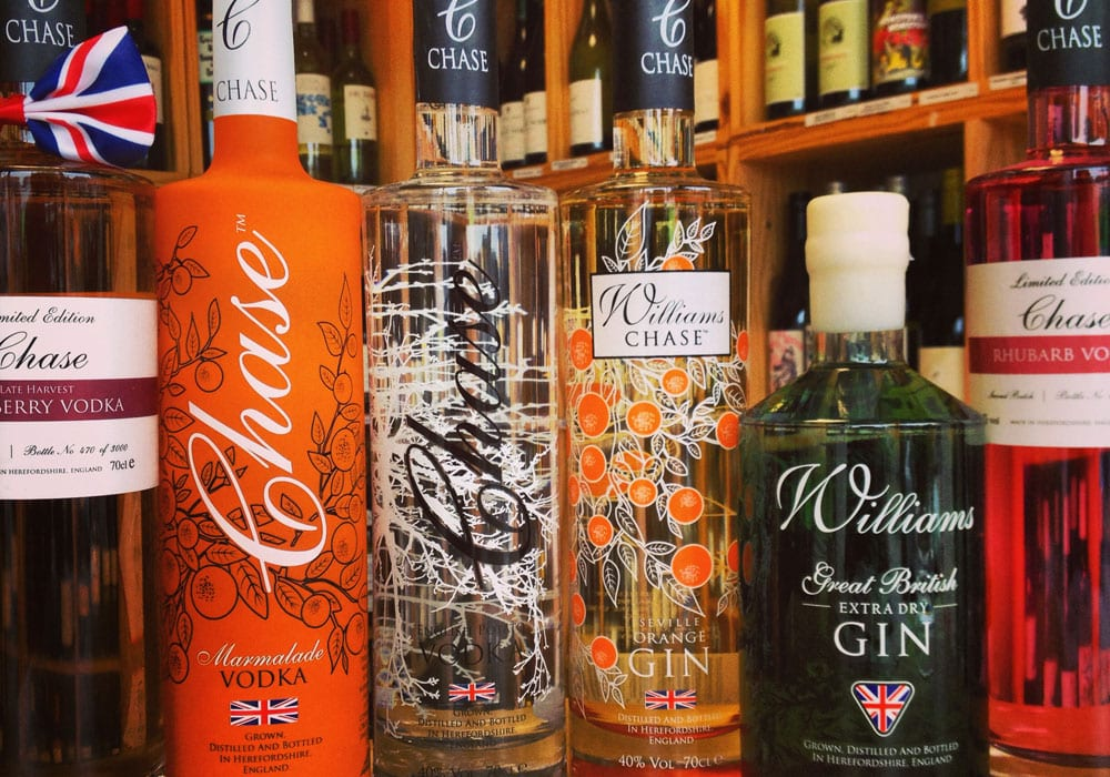 Chase Distillery Tours Herefordshire