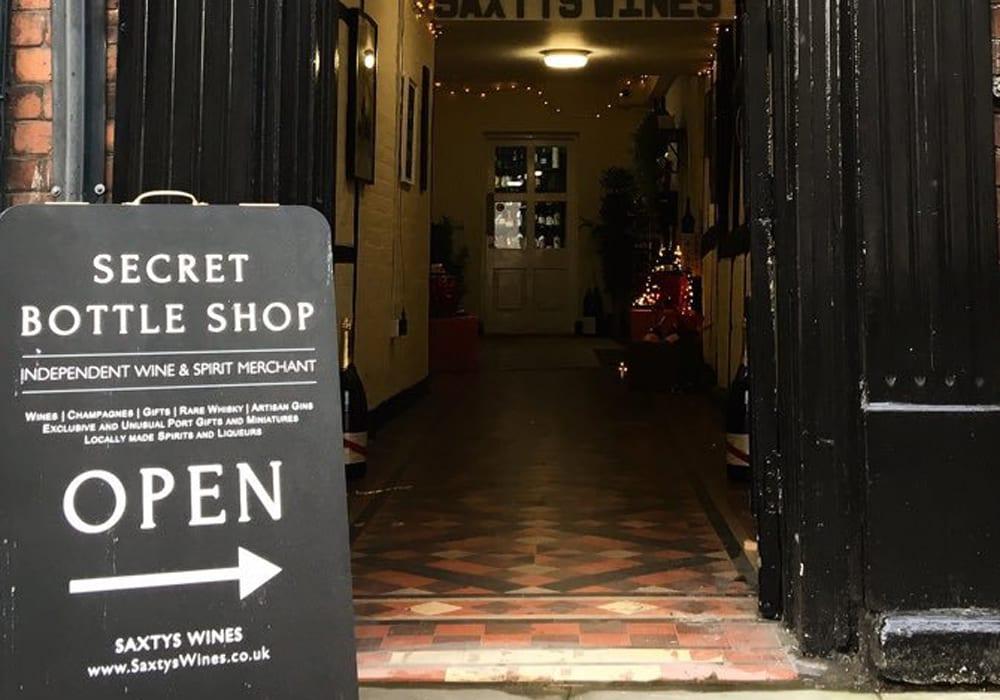Secret Bottle Shop