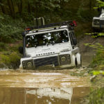 Land Rover Experience Eastnor Herefordshire