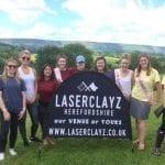 Lazer Clayz Herefordshire
