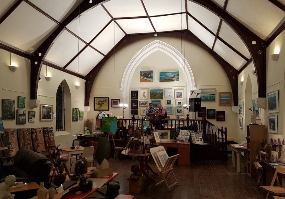 Things To Do In Herefordshire Old Chapel Gallery