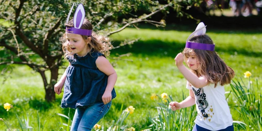 Cadbury Easter Egg Hunt At Brockhampton Estate