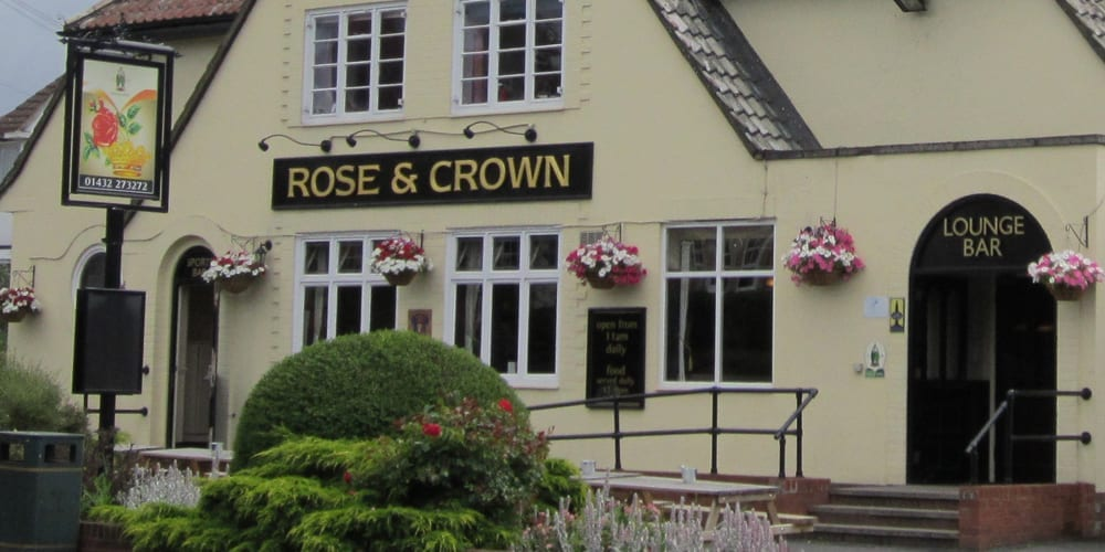 Rose And Crown Sports Bar