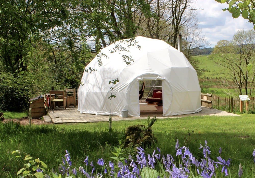 Camping Caravanning Glamping Herefordshire