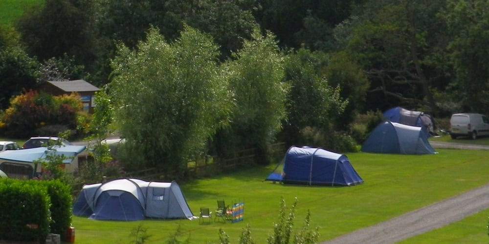 Camping In Herefordshire
