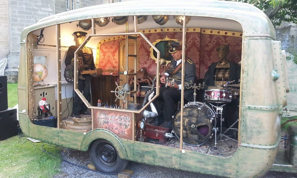 Hereford Steampunk Music