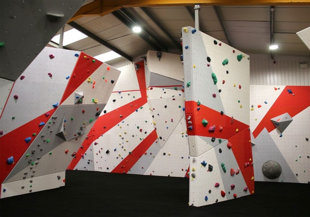 Indoor Climbing In Hereford