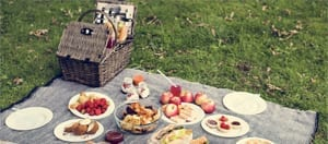 Picnic in Herefordshire