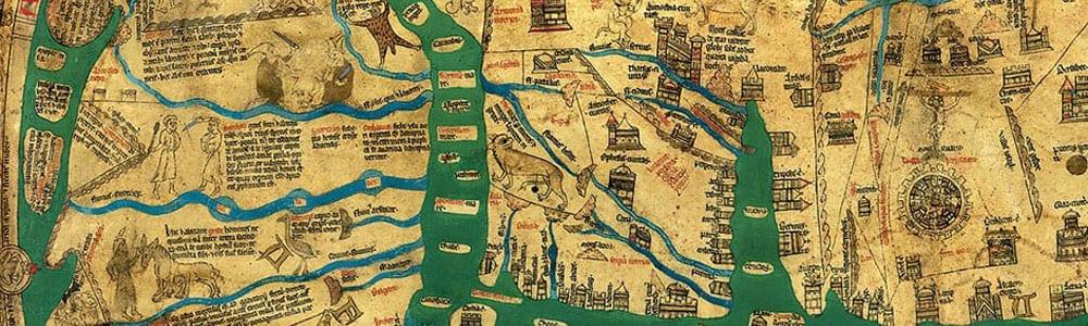 Mappa Mundi Visit
