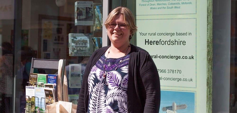 Herefordshire Tourist Information