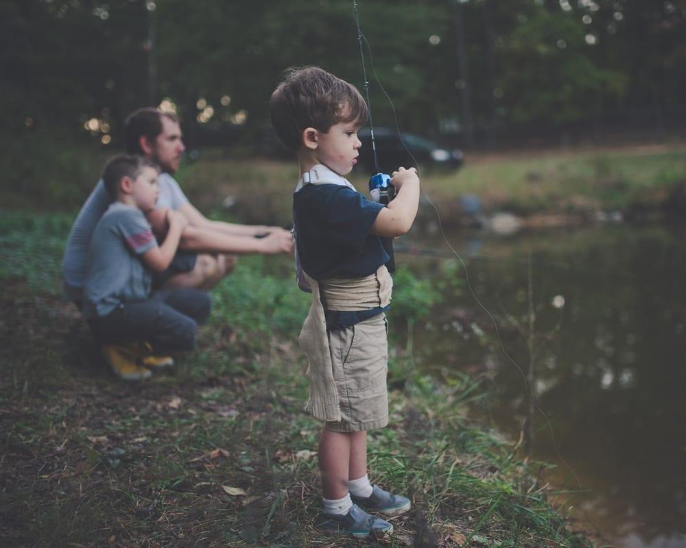Family Fishing Holidays