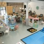 Little Blue Elephant Play Cafe