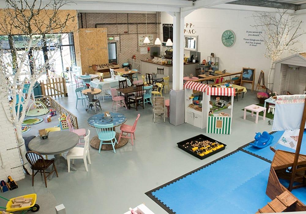 Little Blue Elephant Play Cafe