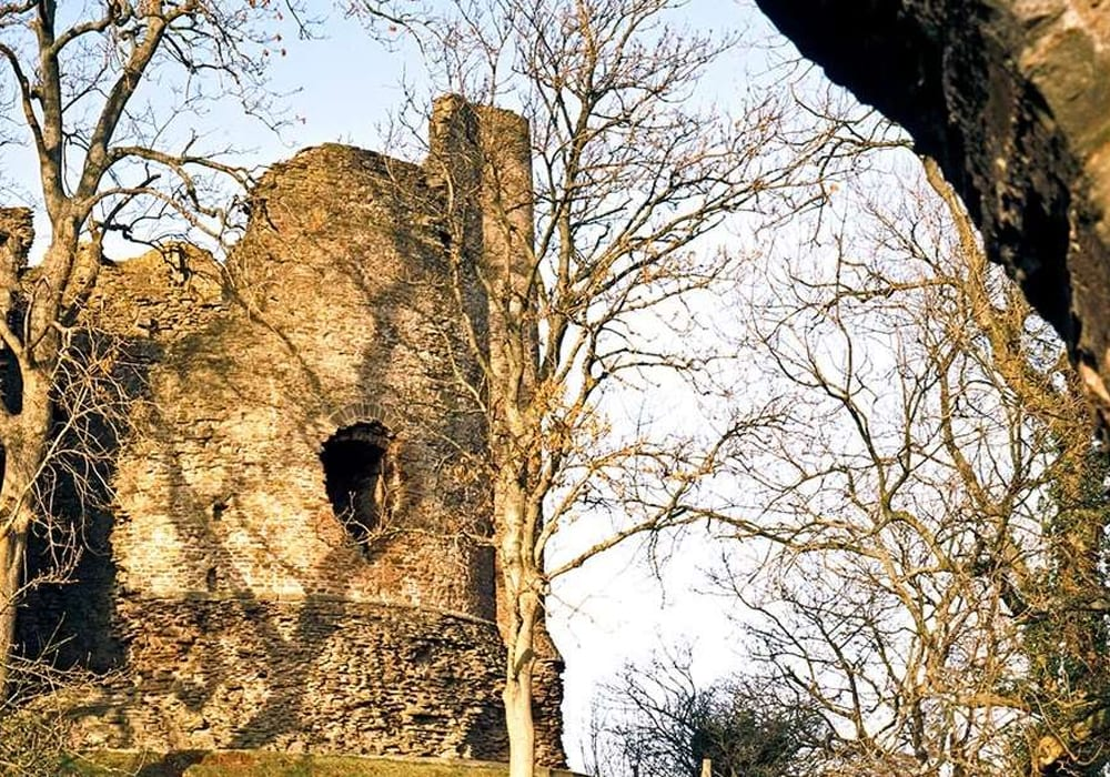 Longtown Castle Hereford